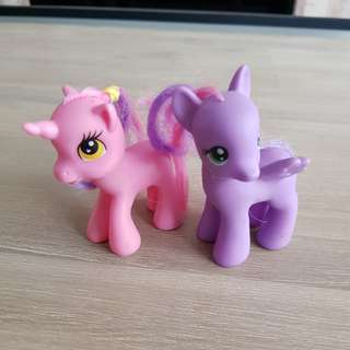 My little pony figurines