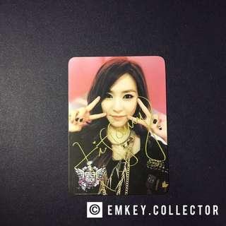 SNSD Tiffany IGAB photocard