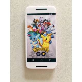 Cute Pokemon Go Handphone Eraser