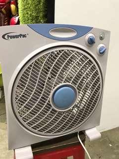 Power pac fan
