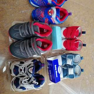 Take all. Preloved baby boy clothes and shoes
