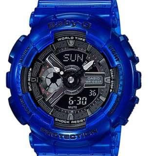 BabyG Watch NEW MODEL! BA-110CR-2ADR