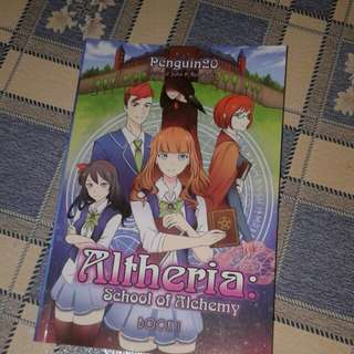 Altheria: School of Alchemy Part 1