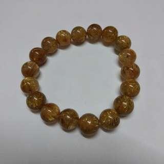 金髮晶手鏈(高質)