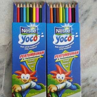 Color Pencil Set x 2