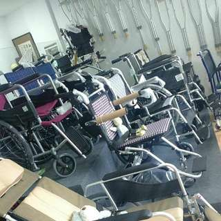 Many Types Of WHEELCHAIRS