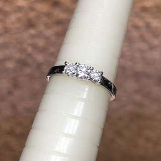 18kt diamond ring 💍 鑽石戒指