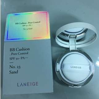 Laneige BB Cushion Pore Control Shade 23