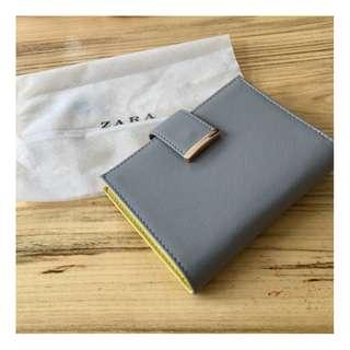 Authentic Zara Two Tone Wallet