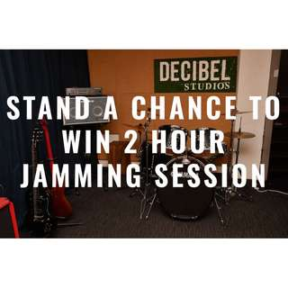 Win 2 Hour Jamming Session