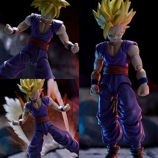 SHF Figuarts BANDAI Dragon Ball 孫悟飯