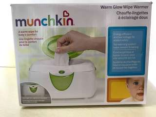 Brand new Munchkin Warm Glow Wipe Warmer