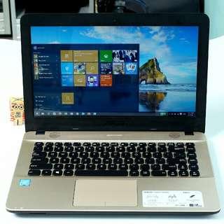 Laptop Asus X441SA Win 10 Bisa Kredit