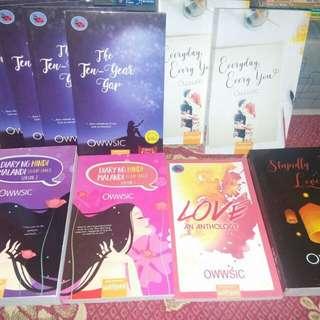OWWSIC- books