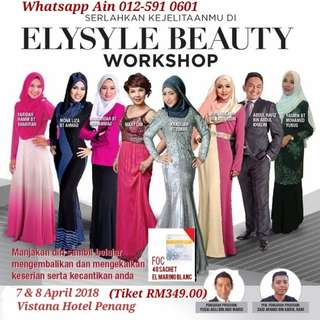 Elysyle Beauty Workshop