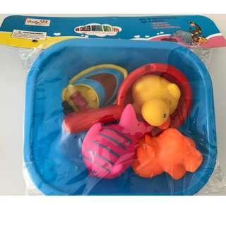 BN Animal Bath Toys