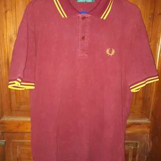Polo shirt FRED PERRY second original  | size M lokal