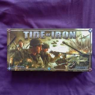 Tide of Iron - board game FFG
