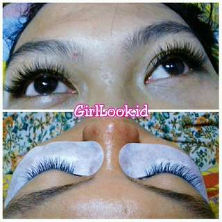 Eyelash extension 100rbu