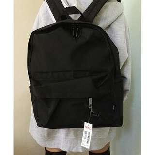 Spao Black Backpack