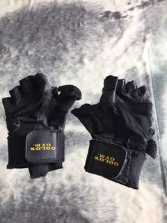 Gold's gym training gloves
