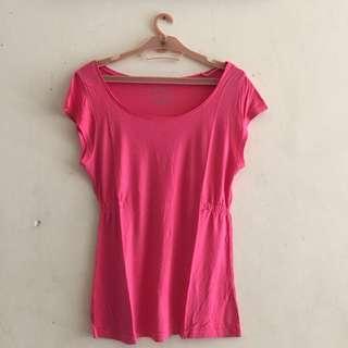 Minimal Shirt Pink