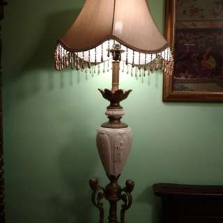 Antique lamp from USA ( 1 for 2)