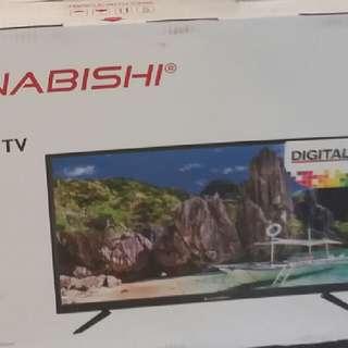 "Brand New Free Delivery 32"" LED TV HD Hanabishi"