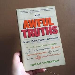 Awful Truths (Brian Thomsen)