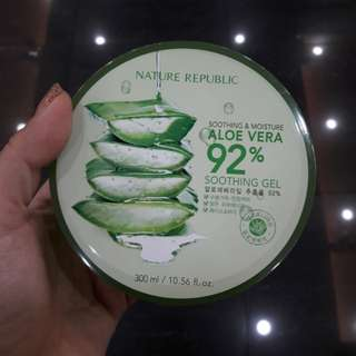 Nature Republic Soothing & Moisture Aloe Vere 92%