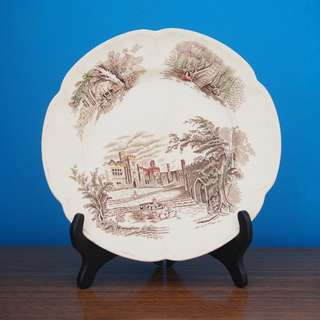 COLLECTIBLES Vintage Johnson Bros England plate