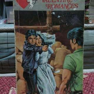 Valentine Romances pocketbooks