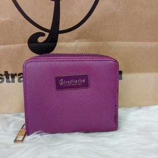 Stradivarius mini square wallet