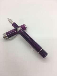 Montegrappa Ducale Viola (purple) Fountain Pen