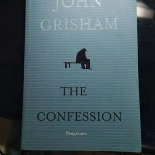 Novel John Grisham, The Confession