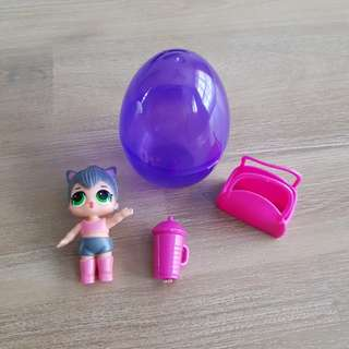 Lol doll egg surprise