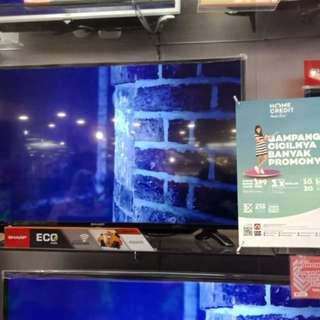 Smart TV Samsung Bisa kredit