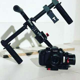 HOHEM DG1 STABILIZING GIMBALL FOR DSLR