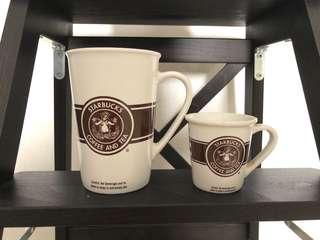 2010 Starbucks collectors mug