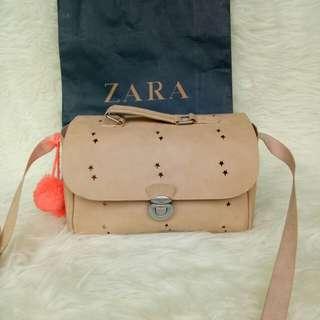 Zara star bowling bag