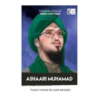 Ashaari Muhammad: Tujuh Tahun Di Luar Negara