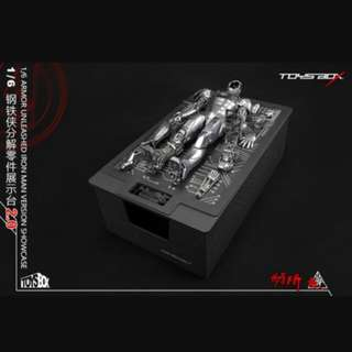 TOYS-BOX 1/6 TB059 ironman mark 2 Armor Unleashed showcase