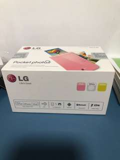 LG PocketPhoto PD239-white