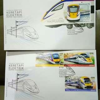 ETS Stamp Setenant fdc sets-rm11
