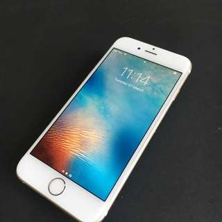 Iphone 6 64GB Gold ex Indosat