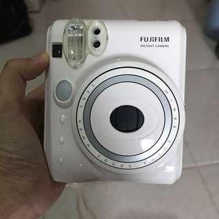 Fujifilm instax mini 50s Piano white