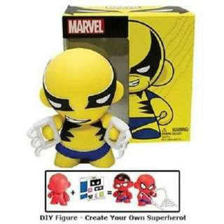 Wolverine Munny Kidrobot