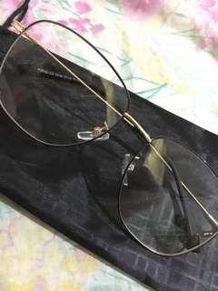 Eyeglasses clear spec