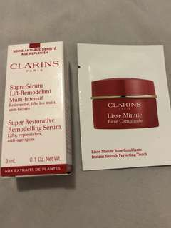 🛍 Clarins bundle