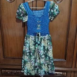 floral dress Bangkok #orangutan
